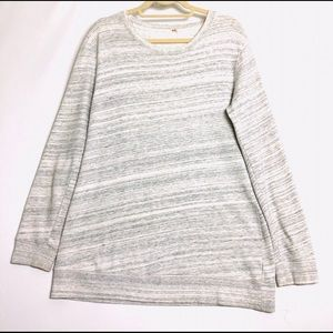 J.Crew Stripped Seestshirt Top